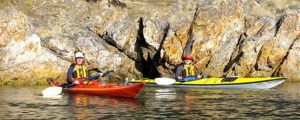 ORCAS ISLAND SALISH SEA WEST SIDE KAYAK WITH WHALES