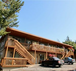 eastsound orcas island apartment complex for sale windermere real estate orcas island wally gudgell group san juan islands salish sea