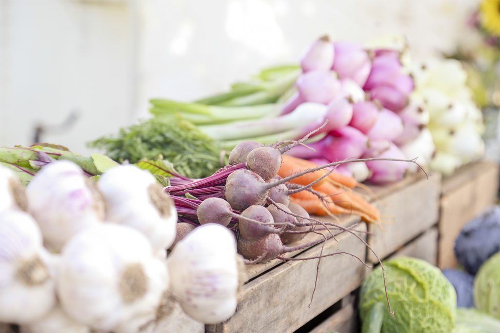 beautiful organic farmers market on orcas island in the san juan islands is a must see