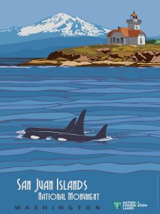san juan islands national monument salish sea windermere real estate orcas island wally gudgell group