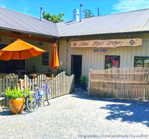 island hoppin' brewery for sale orcas island san juan islands salish sea
