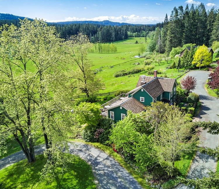 orcas island realty business for sale turtleback inn and residents wally gudgell group windermere