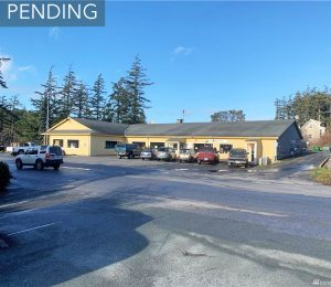 Eastsound commercial building orcas island investment for sale wally gudgell group windermere orcas island PENDING